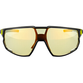 Julbo Rush Reactiv Performance 1-3 LAG Sunglasses, negro/amarillo